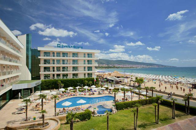Hotel Club Riu Evrika